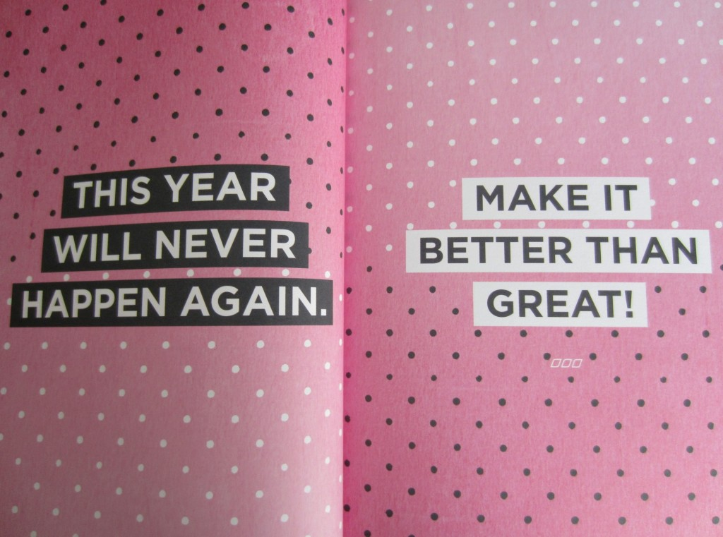 lorna jane quotes in diary