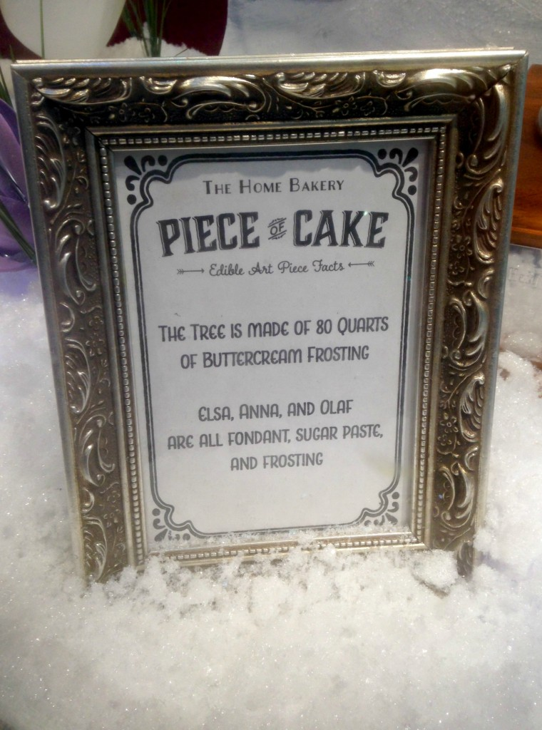 piece of cake home bakery facts