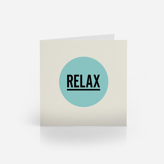 relax gift card
