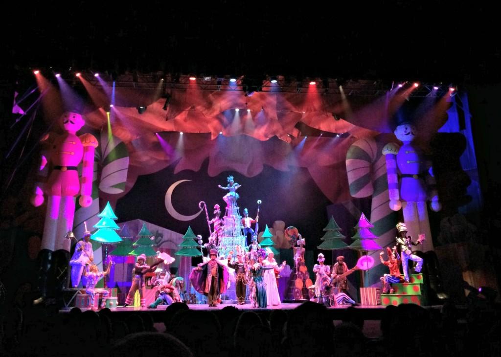 Cirque Dreams show Detroit