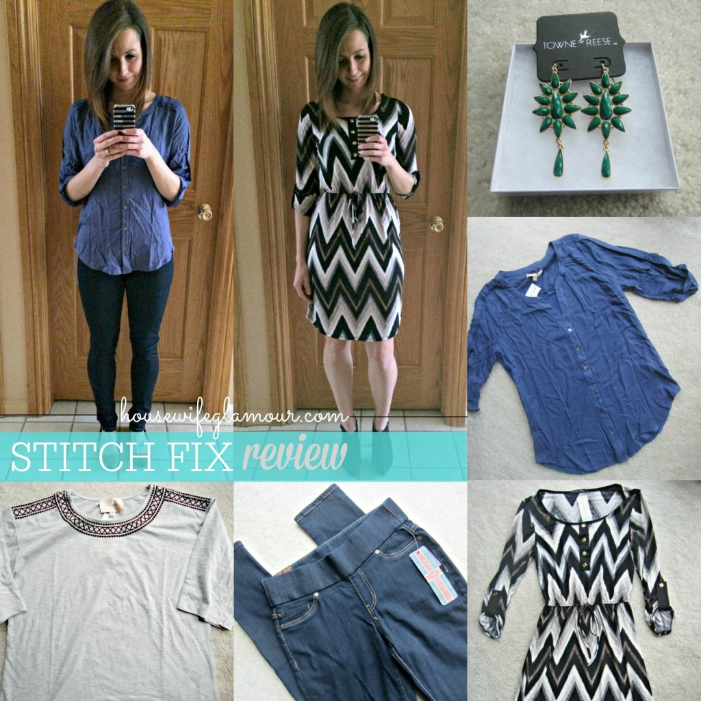 December 2014 Stitch Fix Review