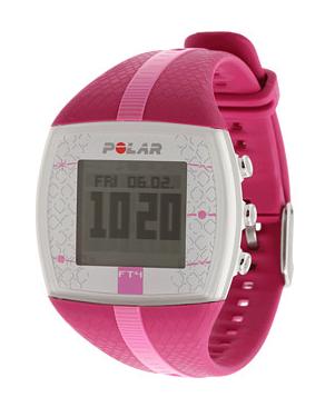 Polar FT 4 heart rate monitor