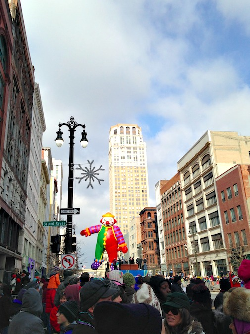america's thanksgiving day parade 2014