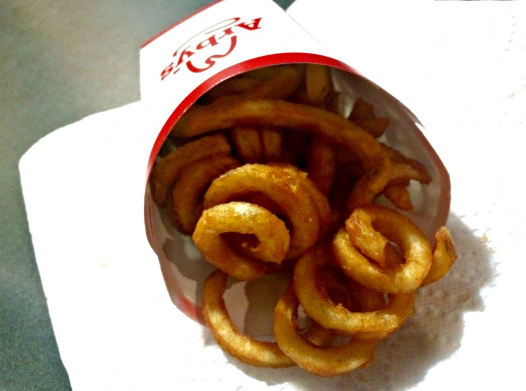 arbys curly fries