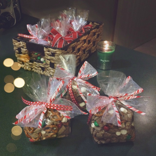 homemade holiday treats for coworkers