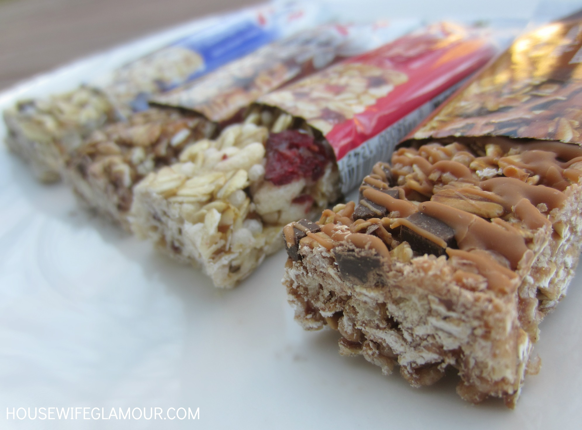 new special k snack bars