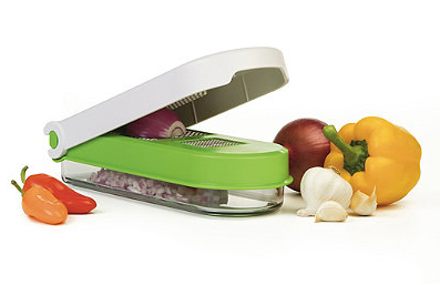 onion and fruit and vegetable chopper dicer