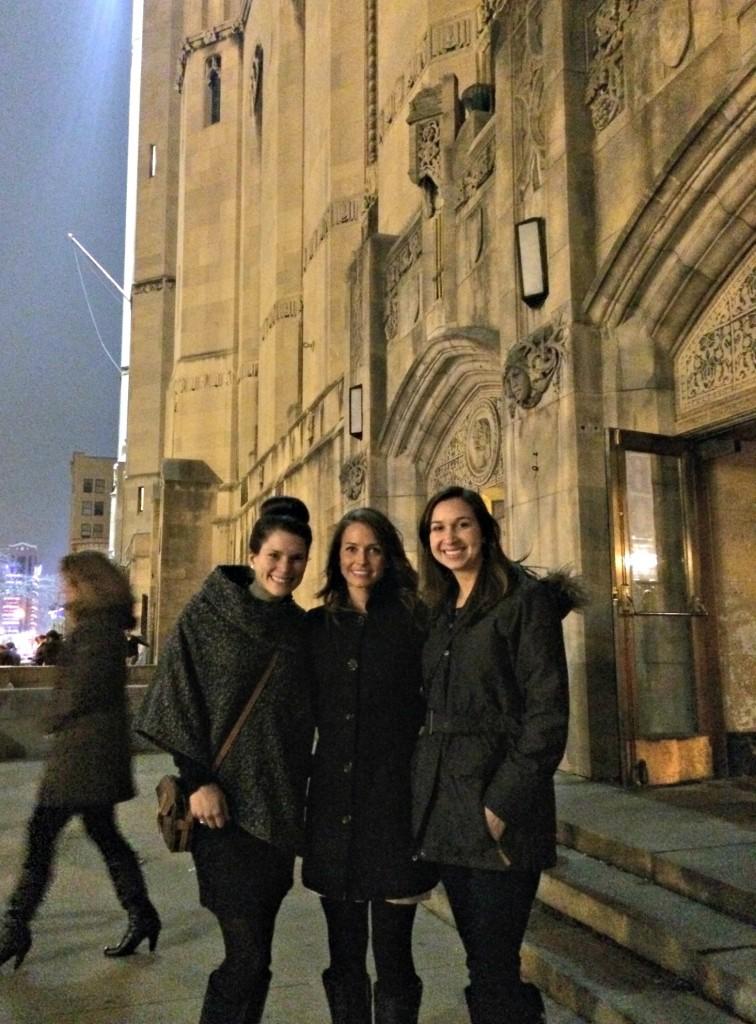 outside masonic temple detroit