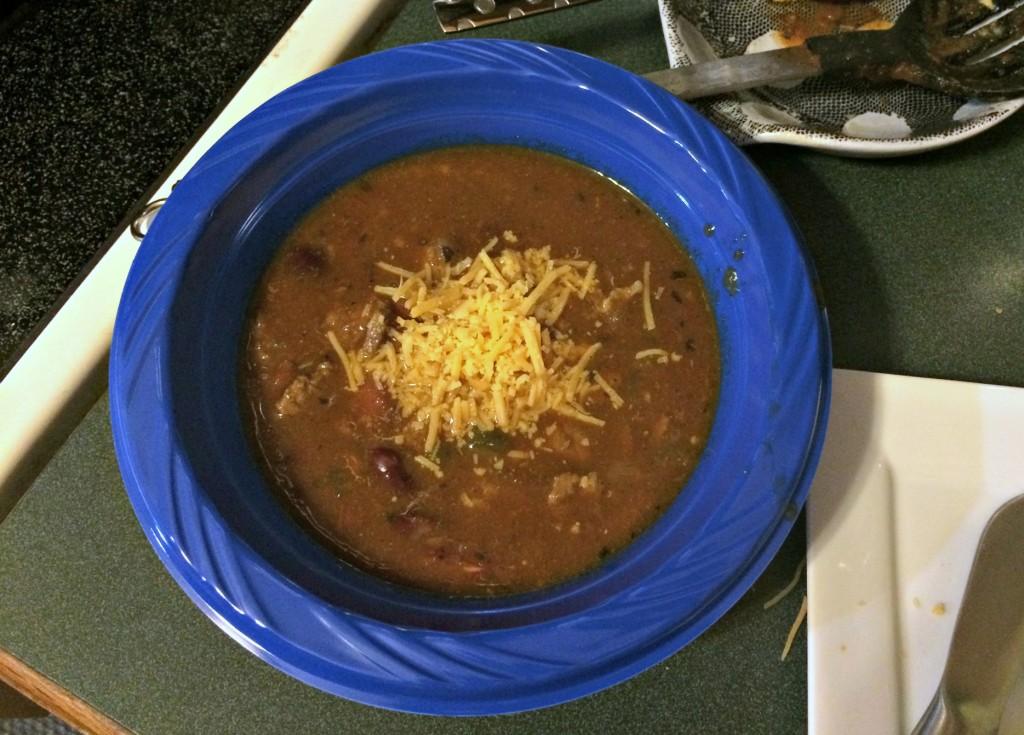 scott's famous brisket chili