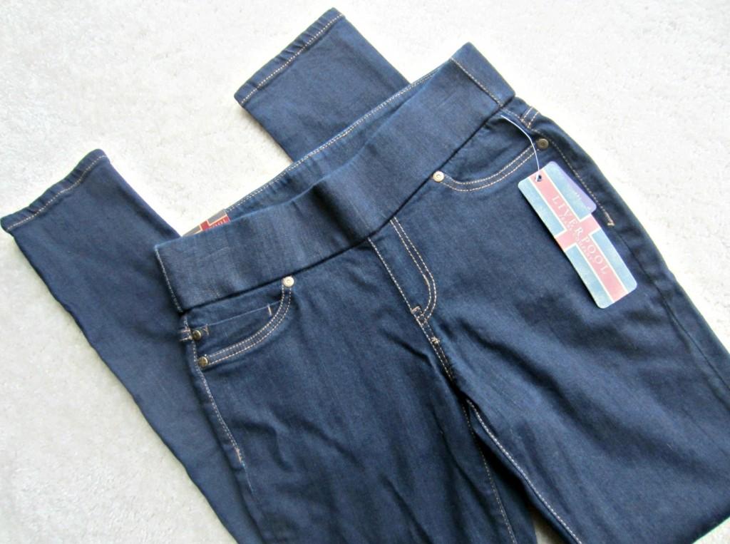 stitch fix liverpool mira skinny pull-on jean