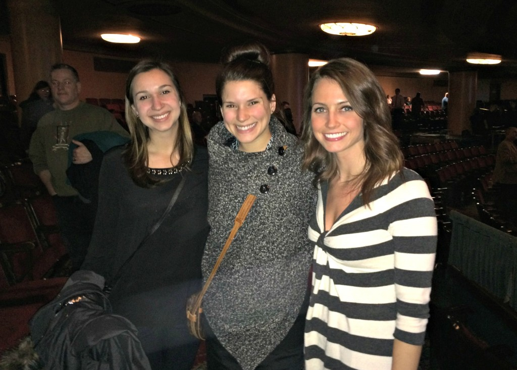 straight no chaser concert with the girls