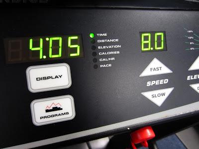 Cardio Intervals 678