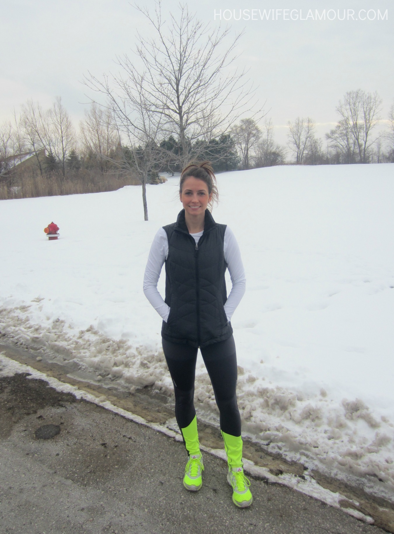 TARGET C9 RUNNING TIGHTS AND VEST