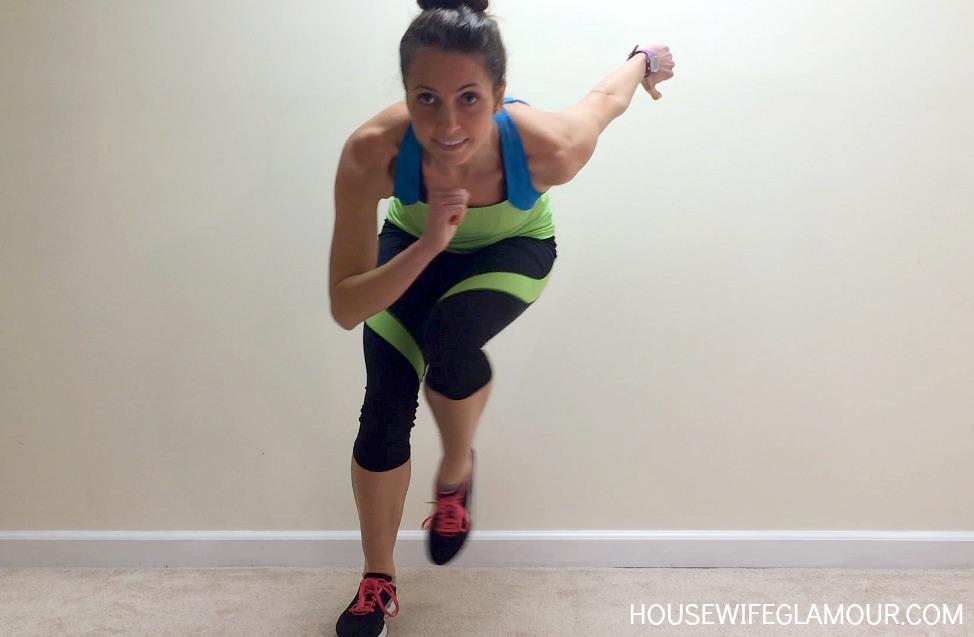 at home tabata workout
