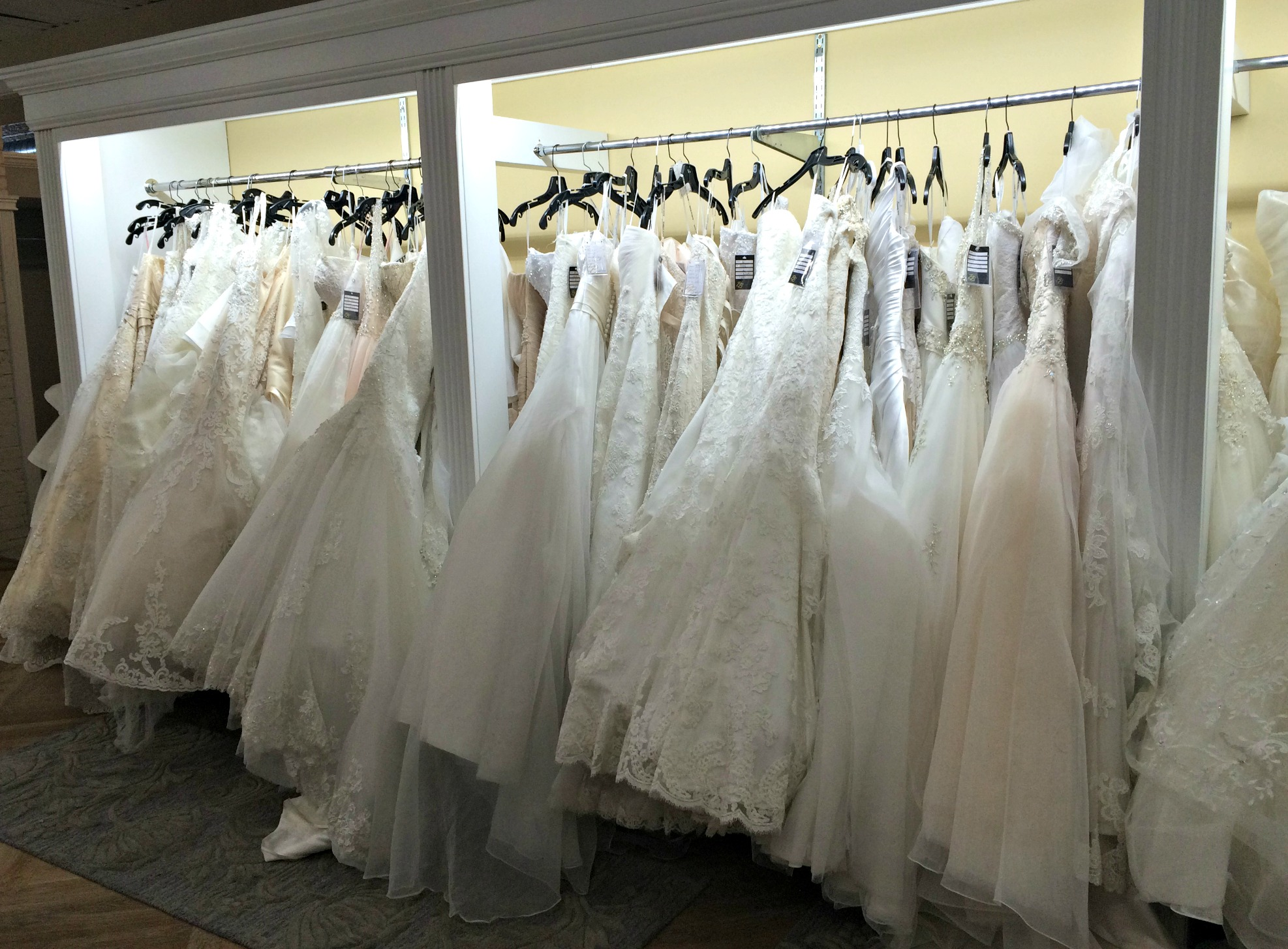 becker's bridal dresses