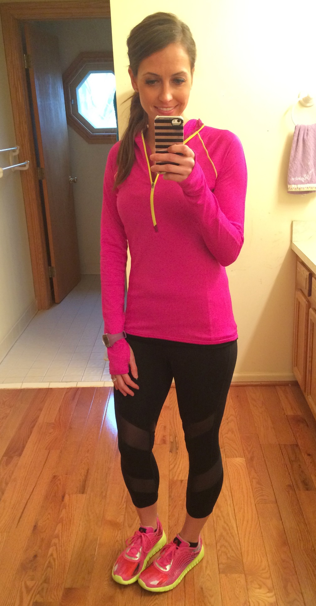 fitness fashion outfit