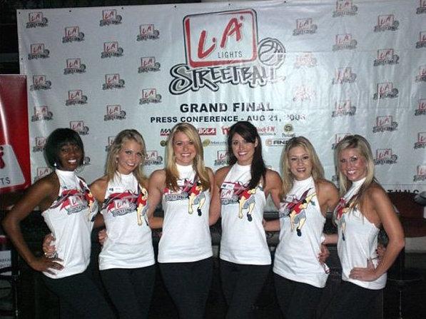 la lights streetball tournatment, jakarta indonesia