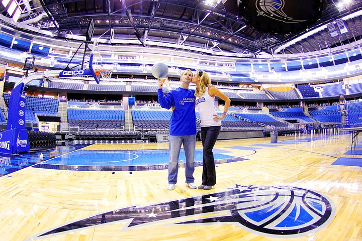 orlando magic couple