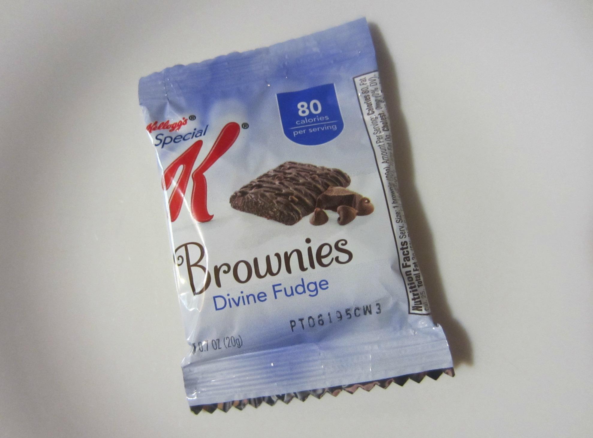 special k brownies