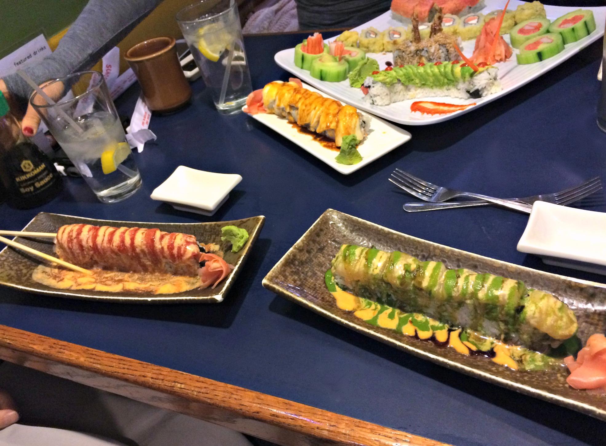 sumo sushi rochester mi