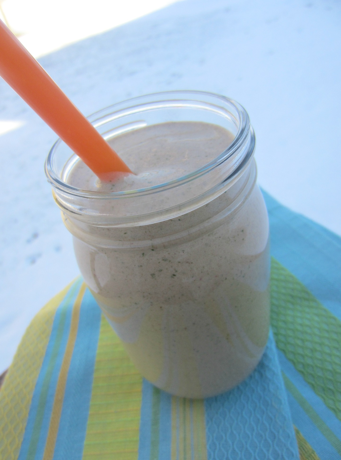 about time protein smoothie
