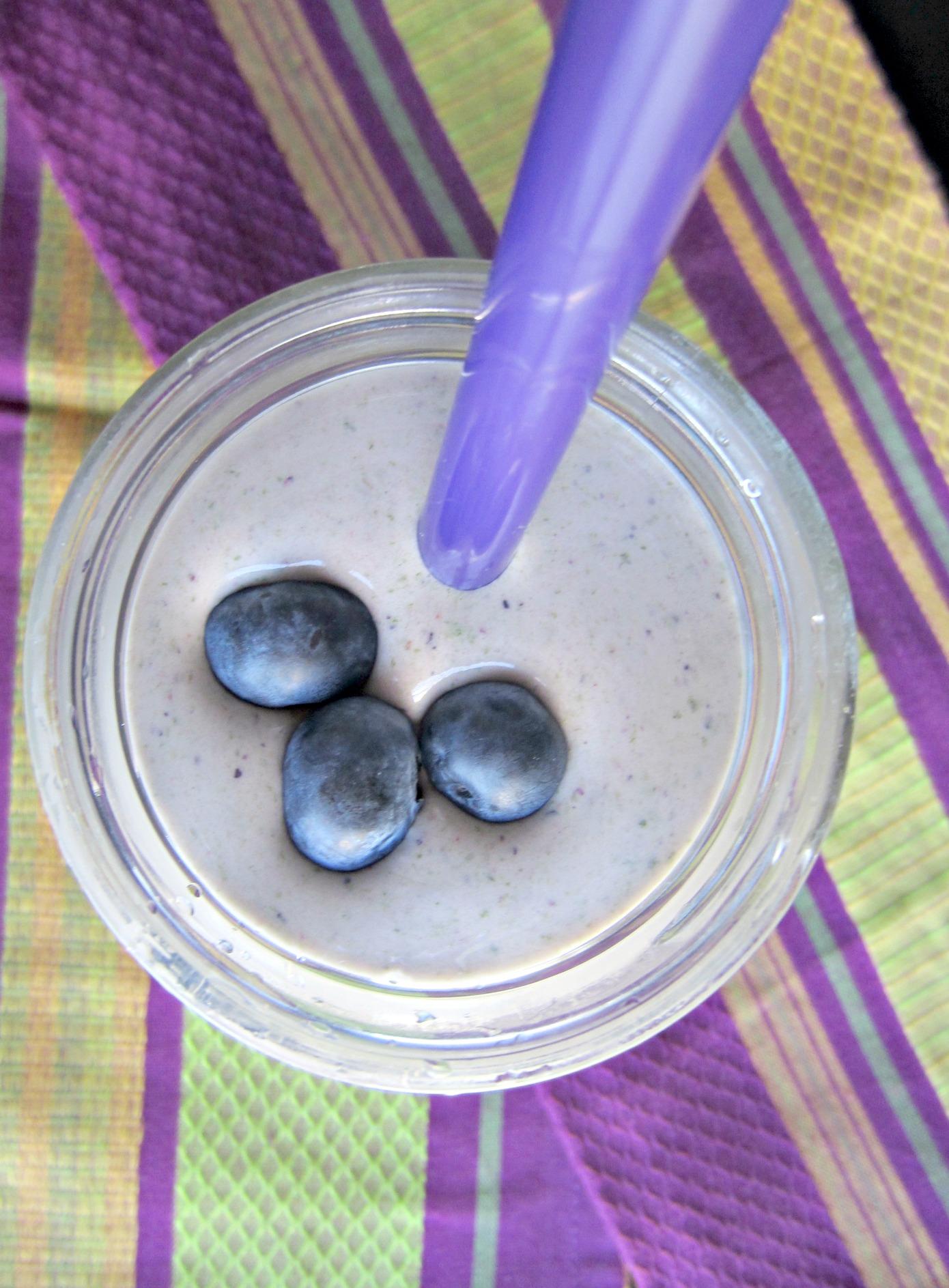fruit protein smoothie