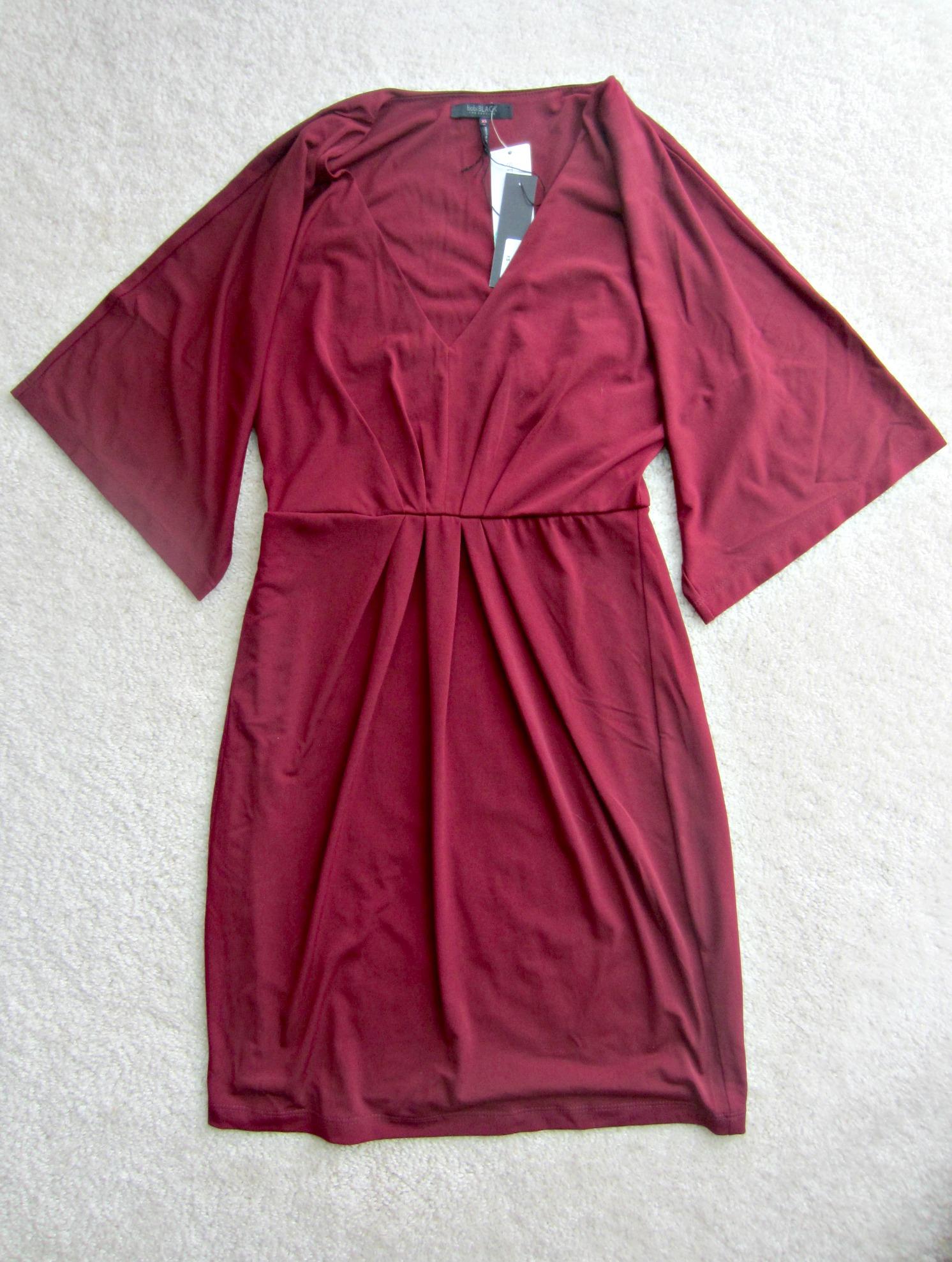 stitch fix bobi black dress