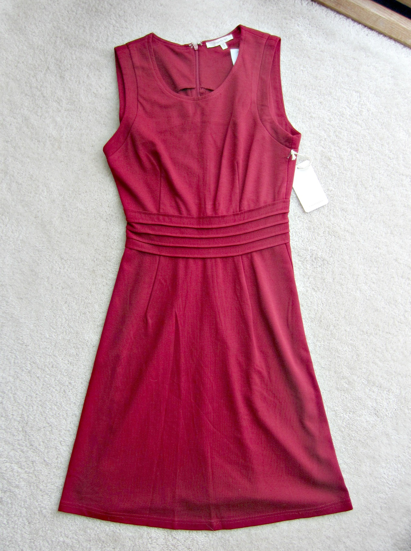 stitch fix burgundy 41hawthorn dress