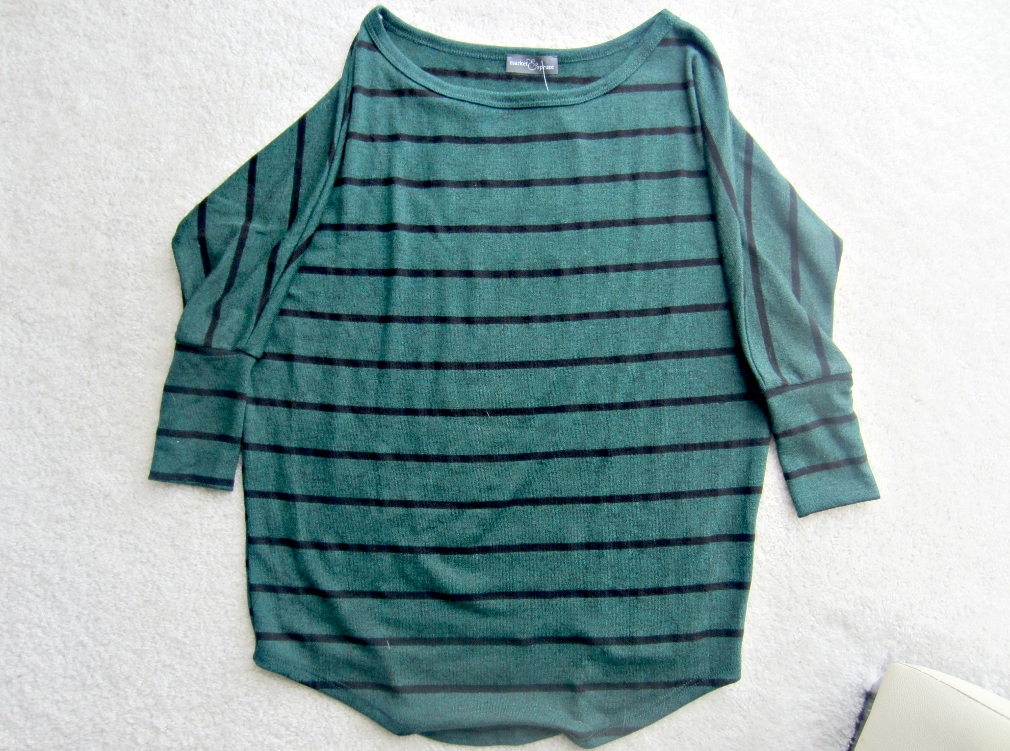 stitch fix market & spruce shirt