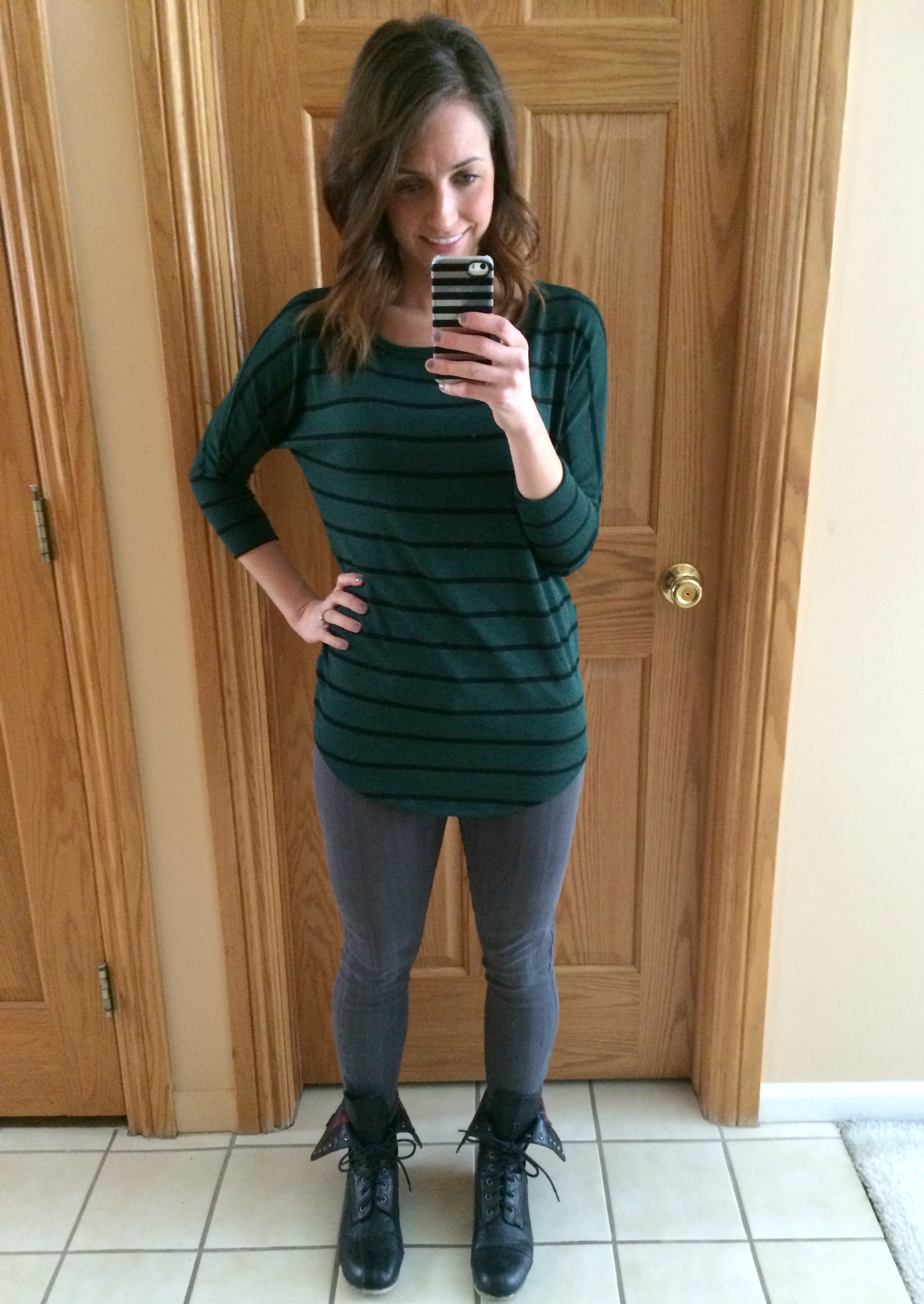 stitch fix striped top
