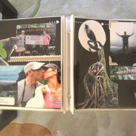 Honeymoon album inside