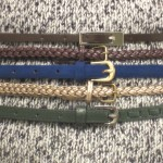 Fashion Favorites Skinny Belts