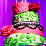 Hesington Wedding Cake