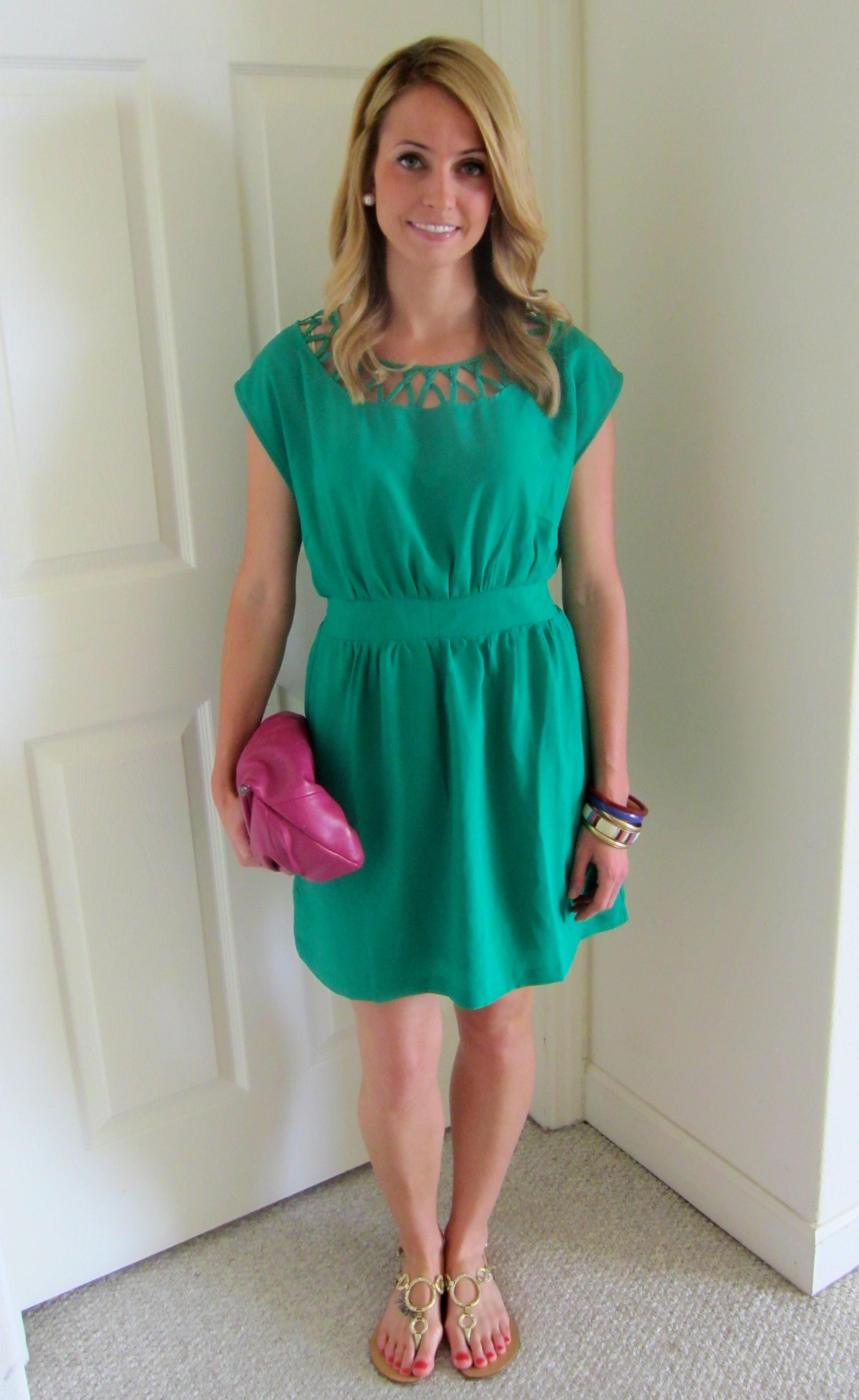 Easter Weekend Dress