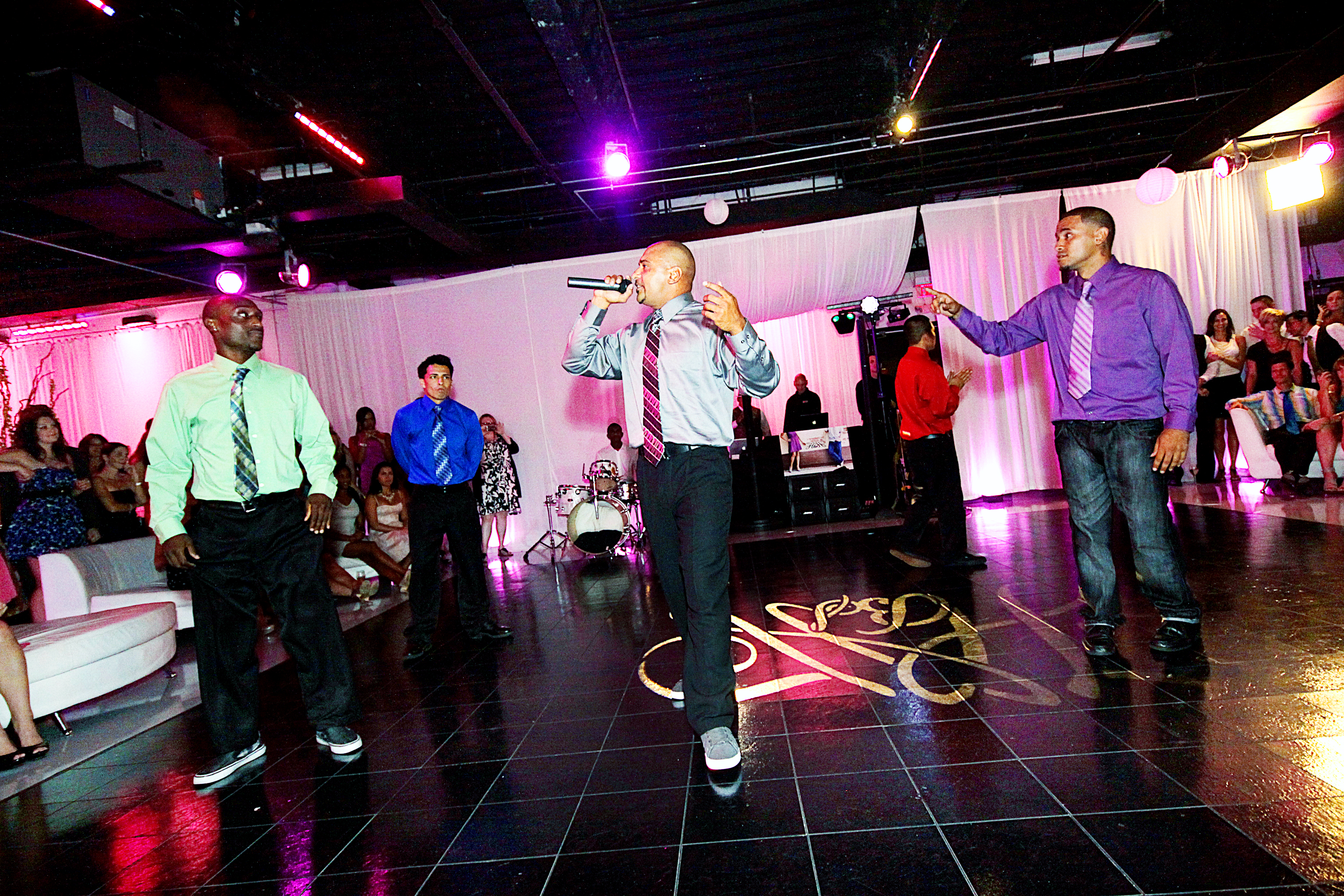 Wedding Recap: Reception Entertainment