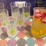 White Wine Fresca Sangria