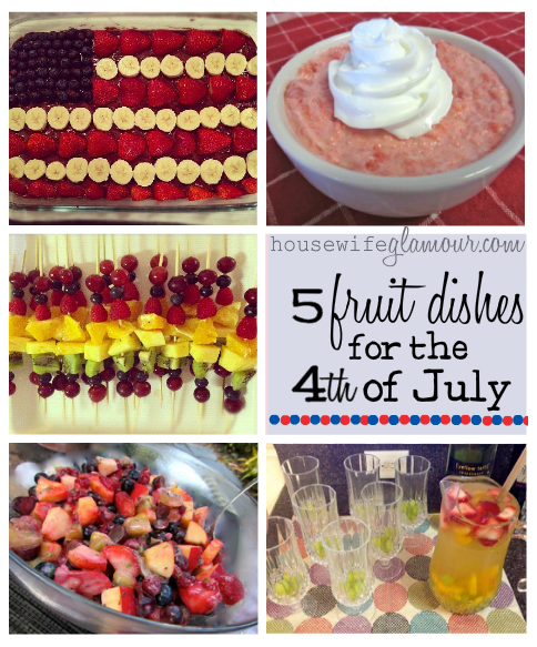 4th of July sides