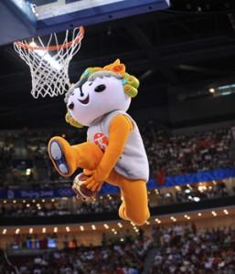 Ying-Ying 2008 Olympics Mascot