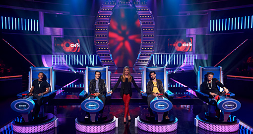 the voice dating show