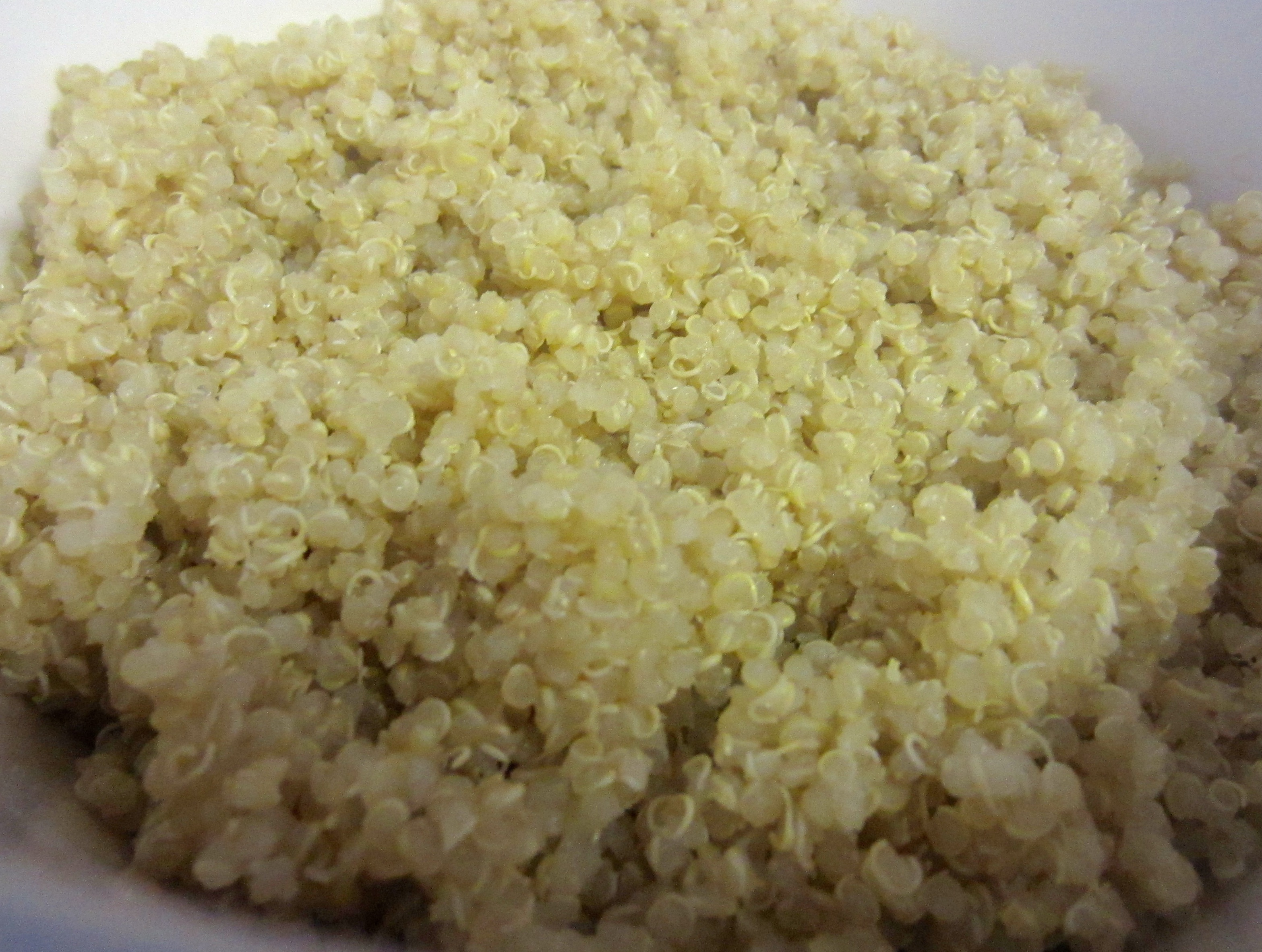 Cook and Cool Quinoa