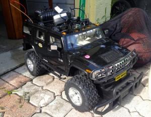 Remote Control Hummer Car