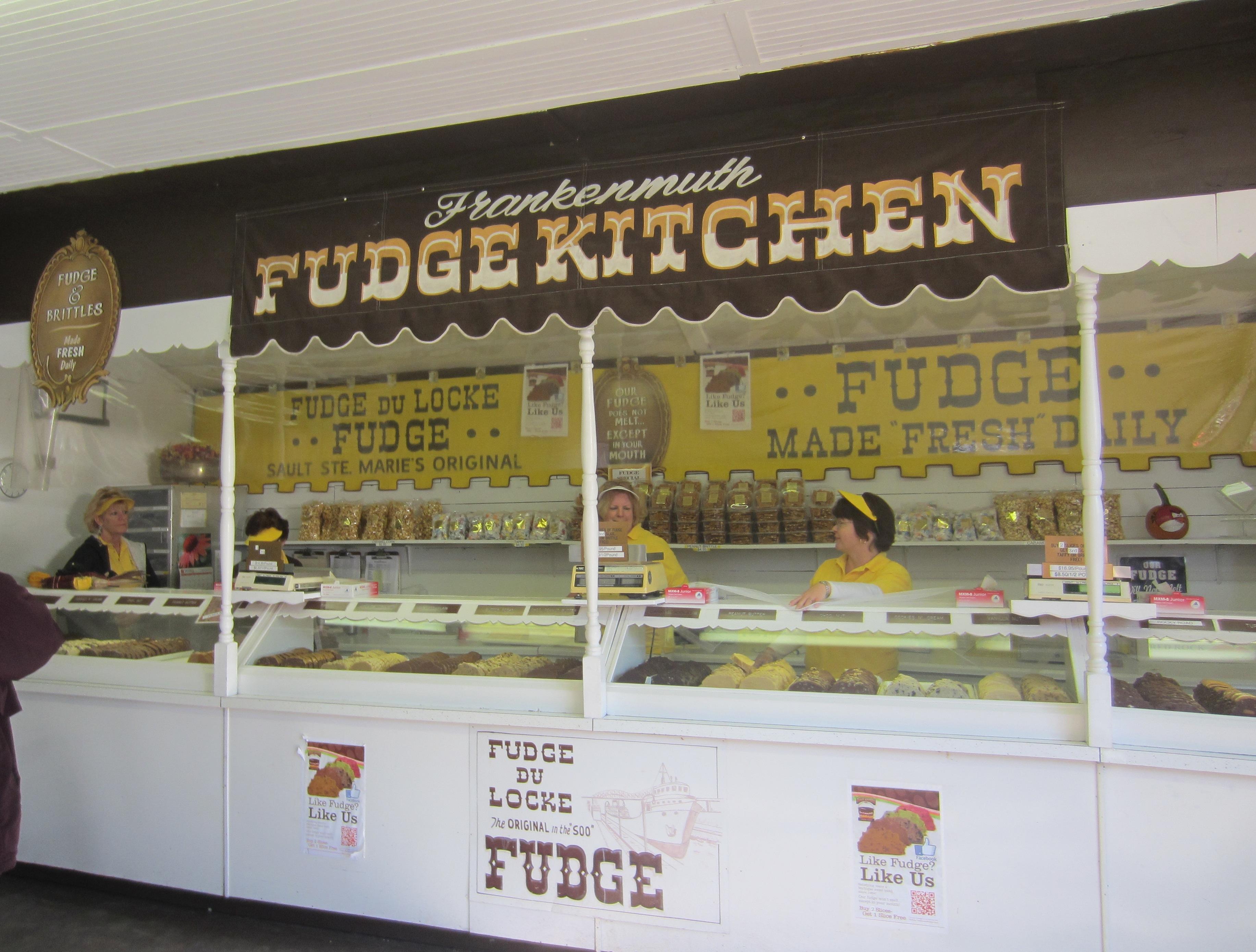Frankenmuth Fudge Kitchen