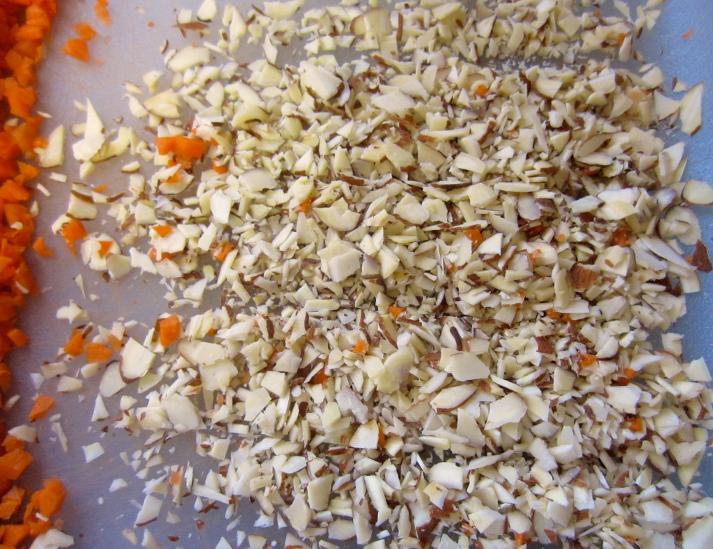 chopped almonds - photo #16