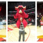 Christmas with the Chicago Bulls