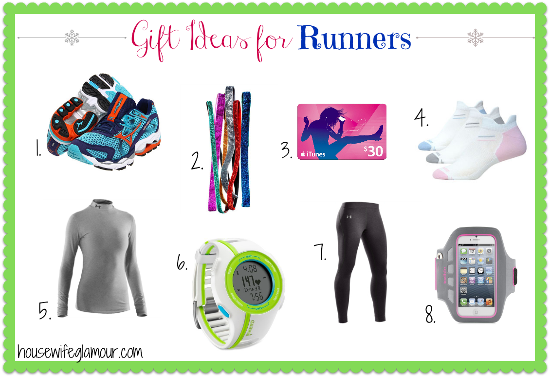Gift Ideas for Runners 2012