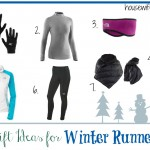 Gift Ideas for Winter Runners