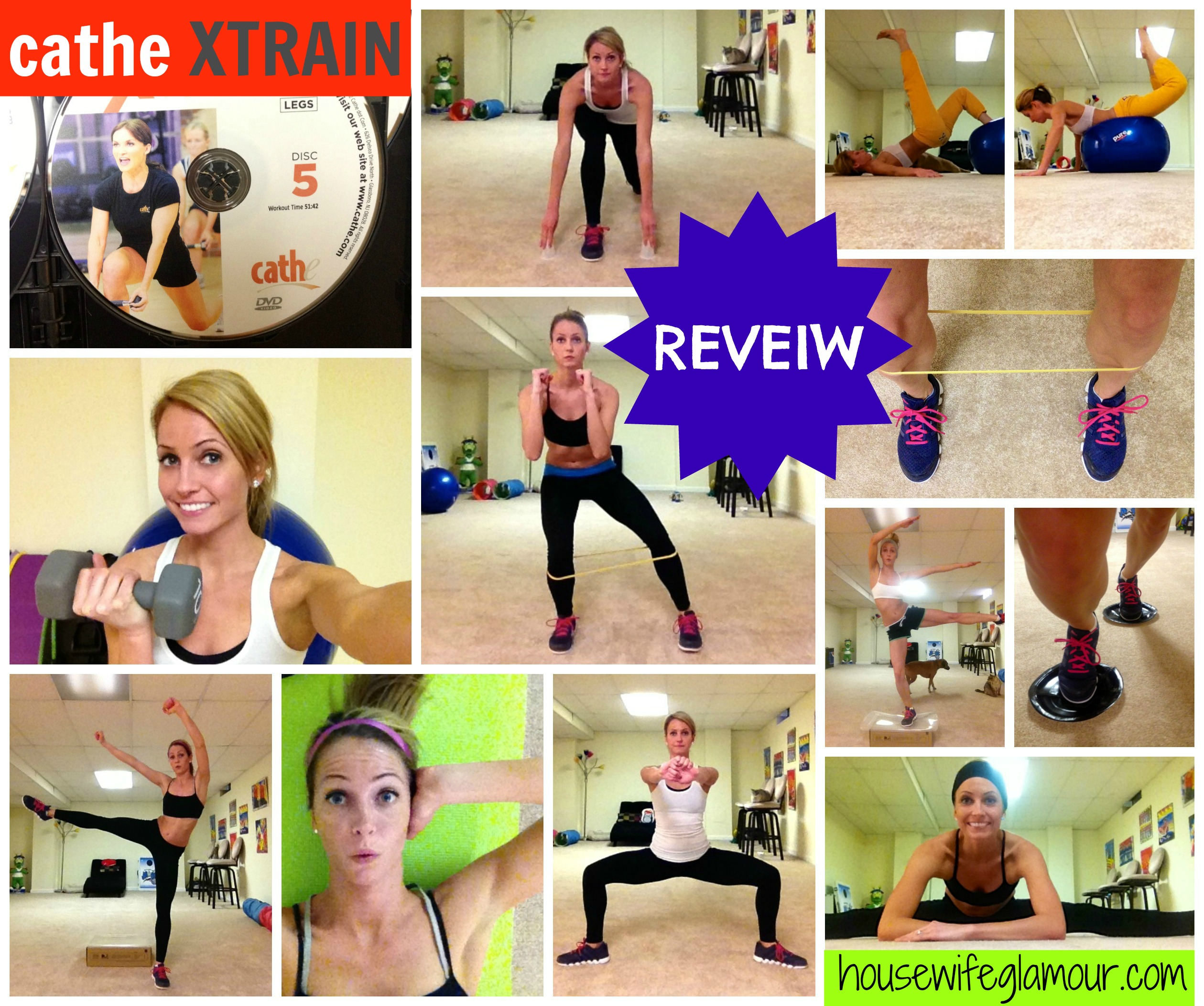 cathe XTrain Review cover