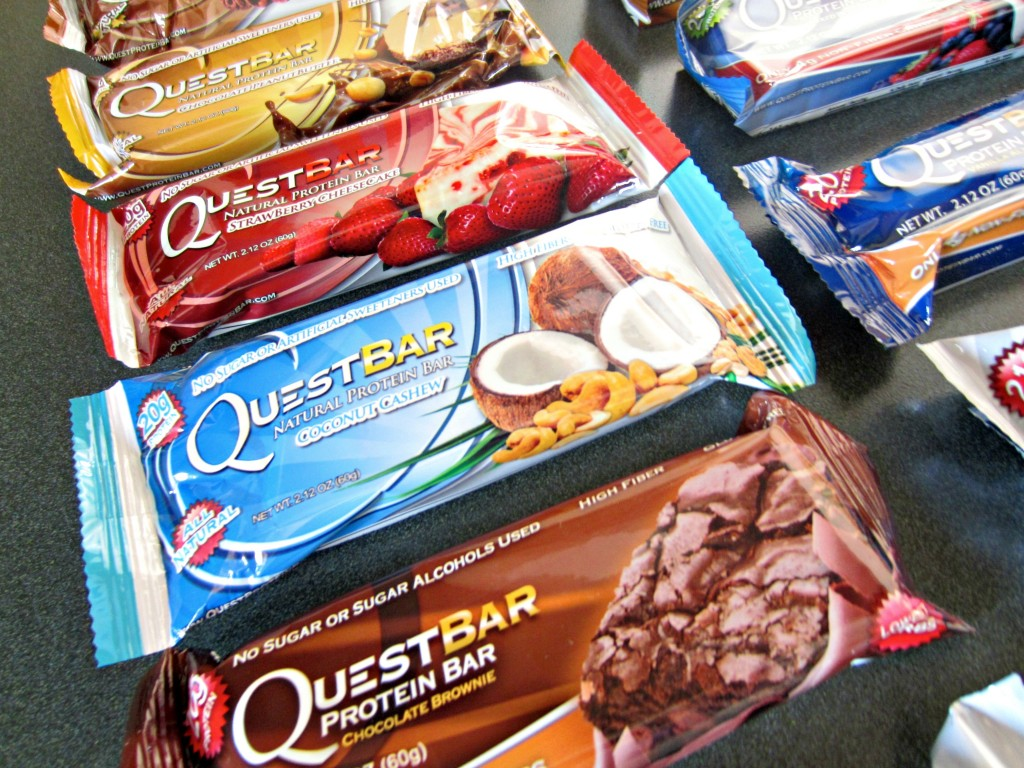 On a quest quest nutrition review life in leggings for Muscle food quest bar