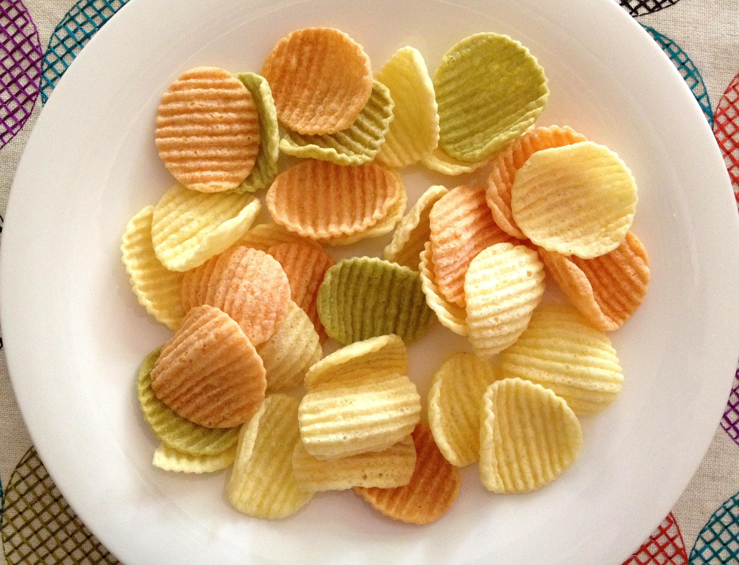 veggie crisps chips