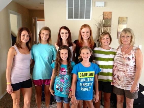 family reunion branson